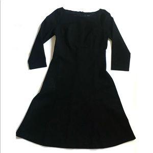 NWT J. Crew Black Dress